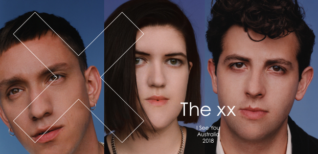 The xx Will Hit The Domain In Sydney January 2018, And We Can't Wait